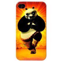 Kung Fu Panda #iPhone 4/4S Case