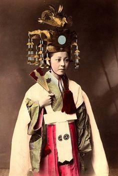 Japanese Shaman