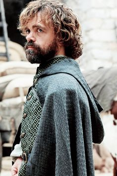 "Tyrion Lannister in Game of Thrones 6.08 ""No One"""