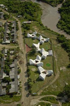 ARQA - Jardín Infantil Timayui, Santa Marta, Colombia