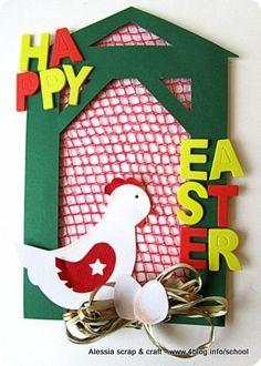 Lavoretti di Pasqua: fuoriporta con la gallinella