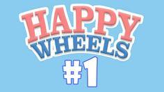 Happy Wheels #1 - JUSTIN BIEBER'A İŞKENCE