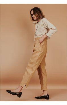 Cord Trousers, Linen Trousers, Straight Trousers, Body Measurements, Parachute Pants, Khaki Pants, Legs, Shorts, Casual