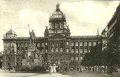 Národní muzeum, 1956