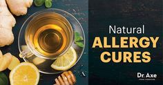 Allergies are a response to environmental substances that can result in a variety of annoying symptoms. Try these Natural Allergy Cures for fast Relief!