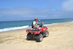 ATV  @Sandra Vanderbeck Heyrich Simester Finisterra Los Cabos #Mexico