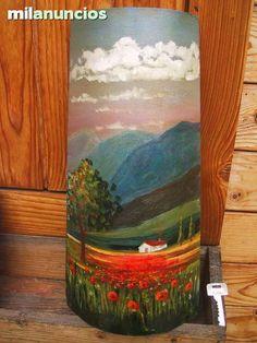 MIL ANUNCIOS.COM - Tejas pintadas. Compra-Venta de artículos de arte y decoración tejas pintadas