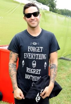 I pinned this just because of his shirt. Lol Xd