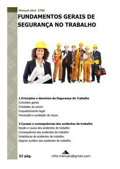 3780. Fundamentos segurais de Segurança no trabalho