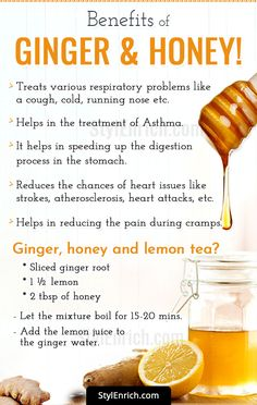 Ginger And Honey Benefits – A Healthy Ingredient For Healthy Life! Ginger And Honey Benefits – A Healthy Ingredient For Healthy Life! Ginger Benefits, Matcha Benefits, Coconut Health Benefits, Manuka Honey Benefits, Doc Fleck, Smoothies, Sante Plus, Heart Attack Symptoms, Tomato Nutrition