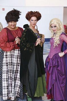 Hocus Pocus Mary Costumes