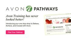 Avon Pathways is free online training on youravon.com. Click the 'Training' tab.  You can start the courses and finish them later if needed. Everything from product knowledge to business management. And even printable instructions and marketing ideas!