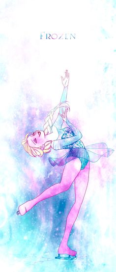Elsa❄️- My mom would love this. Two of her favorite things combined.