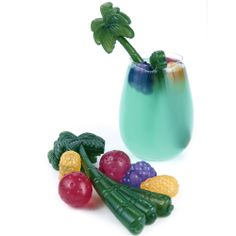 Tropical Drink Cooler and Stirrers - Only £8!!
