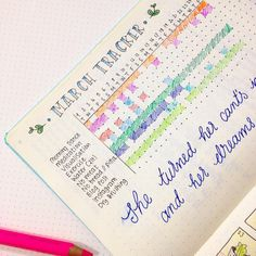 On the blog today talking about habit trackers and sharing various ways you can…