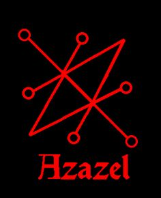 Sigil of Azazel, Standard Bearer of the armies of Hell
