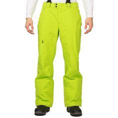 Spyder Dare Tailored Pant Herren Skihose grün #spyder #skibekleidung #outlet #sporthausmarquardt