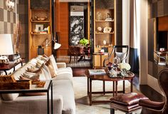 10 of The World's Most Unbelievable Hotel Suites via @MyDomaine