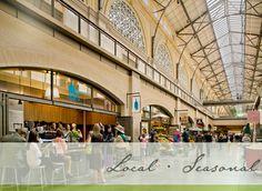 Ferry Building Marketplace, San Francisco (Blue Bottle Coffee, Biscuit Bender, marchés et boutiques...)