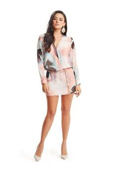 Pansy Darling Dress | GUESS by Marciano