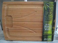 16 inch bamboo cutting board #FCThankful