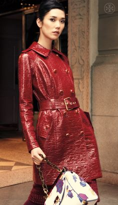 Tory Burch Fall 2012 Lookbook...will be getting this