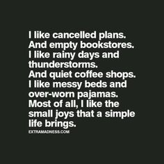 i like canceled plan