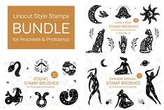 Photoshop Brushes, Photoshop 3, Zodiac Signs Animals, Astrological Symbols, Sublimation Paper, Woman Silhouette, Newsletter Templates, Text Effects, Art Themes