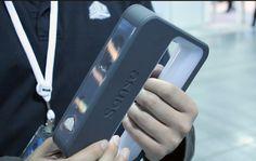 Meet Sense, 3D Systems' Cheap, Dead-Simple 3D Scanner For The Masses | TechCrunch