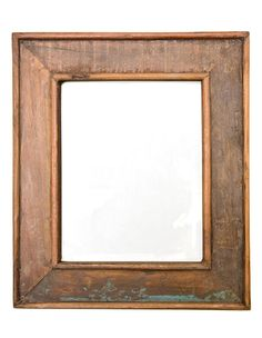 Your place to buy and sell all things handmade Reclaimed Wood Picture Frames, Old Picture Frames, Craftsman Frames, Old Wood, House Ideas, New Homes, Rustic, Mirror, Antiques