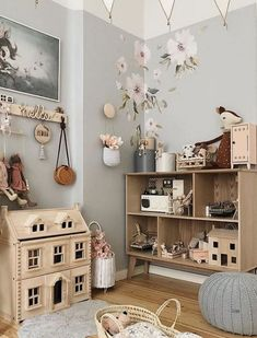 Top 10 Kids Room Decor Ideas With Wooden Elements. Wood is not very beautiful, but safe and healthy too. These kids rooms are decorated with very high sense of taste and are truly amazing kids Top 10 Kids Room Decorated With Wood - CUBIC METER DESIGN Cool Bedrooms For Boys, Awesome Bedrooms, Girls Bedroom, Baby Room Boy, Boy Girl Room, Baby Boy, Kids Bedroom Storage, Clever Kids, Playroom Decor