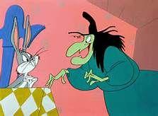 witch hazel broom stick bunny