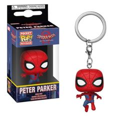 Bring Spider-Man home with Peter Parker himself! Spider-Man Peter Parker Keychain Pop is 1 inches and comes in a window display box. Collect them all today! Funko Pop Toys, Funko Pop Vinyl, Pop Marvel, Marvel Comics, Marvel Memes, Vinyl Figures, Action Figures, Pop Figures, Funko Pop Spiderman