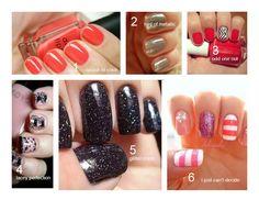 Nail inspirations...