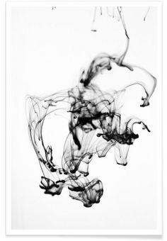 Smooth Movement - Studio Nahili - Premium Poster