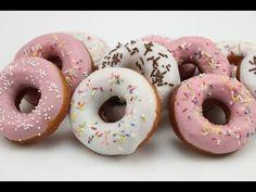 Doughnuts (Hefe-Donuts) *neue Version* - YouTube