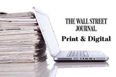 Top Vendor In Town Offers The Best Prices For On Your Wall Street Journal Subscription Price.