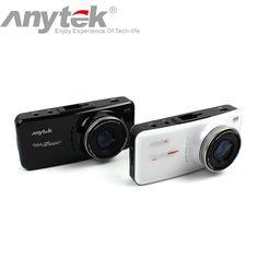 Original Anytek AT66A Car DVR full HD Novatek 96650 Car Camera Recorder Black Box 170Degree 6G Lens Supper Night Vision Dash Cam #CLICK! #clothing, #shoes, #jewelry, #women, #men