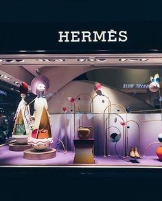 WEBSTA @ mica_neto - ❤️ hermès #vsco #vscocam #hermesgeneve #hermeswindows