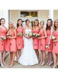 the top 5 hottest trends in bridesmaid dresses wedding ideas