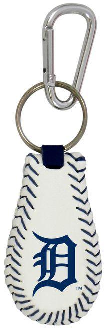Detroit Tigers Keychain - Classic Baseball