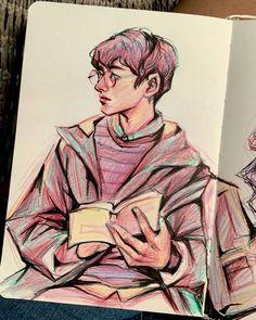 Finally using my pastel colored pencils again : drawing Cool Art Drawings, Pencil Art Drawings, Colorful Drawings, Drawing Sketches, Drawings With Colored Pencils, Pastel Pencils, Color Pencil Sketch, Arte Sketchbook, Art Diary