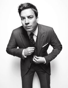 Jimmy Fallon. He's just great.
