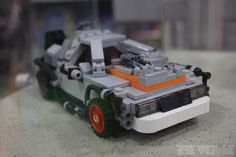 Lego 'Back to the Future' DeLorean