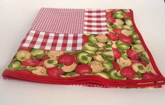 Quilted Table Runners, Artisanal, Kitchen Towels, Tea Towels, Pot Holders, Apron, Sewing Projects, Applique, Patches