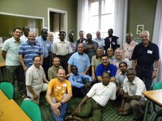 Italia: Reunión intercongregacional - La Identidad del Religioso-Hermano