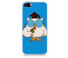 MR. OWL IPHONE 5 CASE by Sharp Shirter