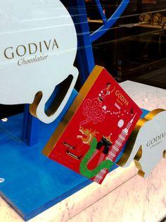 Our Godiva on Regent Street