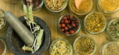 Fertility Herbs--Great extensive list of herbs for infertility, PCOS, endometriosis, low progesterone, heavy periods, etc.