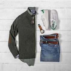 Double tap IF YOU ❤ #outfit #duoseptember Grid Credit to @matthewgraber #streetwear#menwithstyle#sharpgrids#outfitgrid#fashion#smart#gentleman#grids#jeans#leatherjacket#sneakers#watch#shirts#dress#code#casualwear#adidas#menwithstreetstyle#leather#bag#boots#winter#season#springisnow#summer#outfitgrid